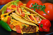 Tortillas Photos - Tacos by Danny Hooks