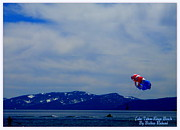 Matting Framed Prints - Tahoe Recreation Framed Print by Bobbee Rickard
