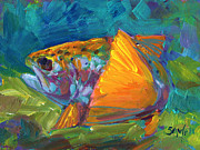 Mike Savlen - Tail View Trout