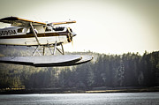 Alaska Prints - Take Off Print by Peter Epler
