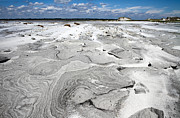 Topsail Island Photos - Talking Sands by East Coast Barrier Islands Betsy A Cutler