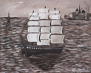 Christina Dudycz - Tall Ship