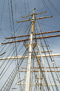 Allen Sheffield - Tall Ship Mast