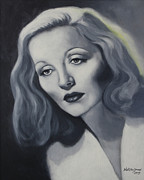 Tallulah Posters - Tallulah Bankhead Poster by William Goodman