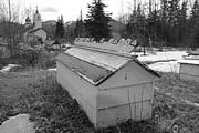 Pekka Sammallahti - Tanaina Cemetery in...