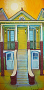 New Orleans Art Art - Tangerine Dream by Charles Harrison