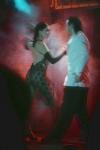 Tango Dancing Print by Steven Boone