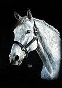 Pastel Study Pastels - Tango by Heather Gessell