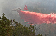 Bill Gabbert - Tanker 07 drops on...