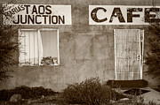 Steven Bateson - Taos Junction Cafe