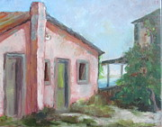 Florida Waterscape Originals - Taranto Oyster House by Susan Richardson