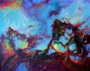 Tarantula Nebula Print by Marie Green