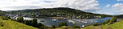 King James Framed Prints - Tarbert Loch Fyne Framed Print by Jeffrey Banke