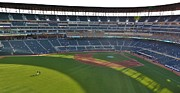 Target Field 3 Print by Todd and candice Dailey
