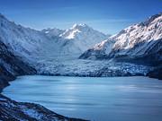 Kim Andelkovic - Tasman Glacier NZ