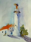 Jing Jennifer Wu - Tawas Point Lighthouse