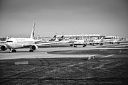 Airlines Photo Originals - Taxiway Hell by Chris Smith