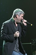 Blue-eyed Soul Prints - Taylor Hicks Print by Front Row  Photographs