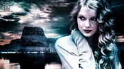 Taylor Swift Art - Taylor Swift by A.H.K by Abdollah Hamodzadeh