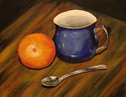 Julia Robinson - Tea and Oranges