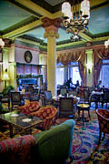 British Columbia Photos - Tea at the Royal Empress by David Smith