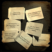 Patricia Januszkiewicz - Tea Bag Words of Wisdom