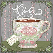 Sharon Marcella Marston - Tea Bliss 2