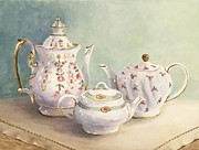 Patricia Crowley - Tea for Three