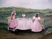 Rhonda Clapprood - Tea for Two