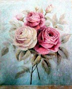 Anke Wheeler - Tea Roses
