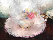 Claire Bull - Tea Time