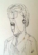 Talking Drawings Originals - Teacher by Diane Phelps