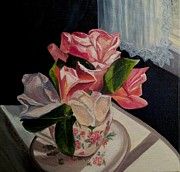 Julie Brugh Riffey - Teacup Roses