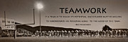 Williams Posters - Teamwork Poster by Lori Deiter