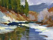 Diane McClary - Teanaway River