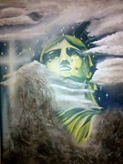 Statue Of Liberty Mixed Media - Tears by Renee Nolan-Riley