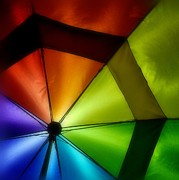 Mark Fuller - Technicolor Umbrella
