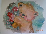 Farfallina Art -Gabriela Dinca- - Teddy Bear