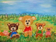 Rachel Carmichael - TeddyBears Day Out
