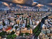 Ron Shoshani - Tel Aviv lookout