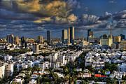Ron Shoshani - Tel Aviv Skyline...