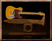 WB Johnston - Tele Spike