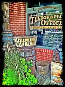 Patty Finney - Telegraph Office