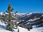 Snow Drifts Photos - Telluride in the Winter by Janice Rae Pariza