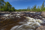 Temperance River Photos - Temperance River 1 by John Brueske