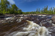 Temperance River Photos - Temperance River 2 by John Brueske