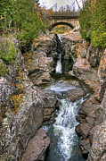 Temperance River Photos - Temperance River by Bryan Benson