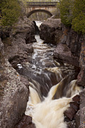 Temperance River Photos - Temperance River Scene 1 by John Brueske