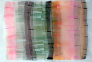 Industrial Tapestries - Textiles - Tempo by Cathy Breslaw