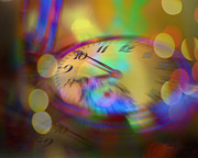 Time Flies Prints - Tempus Fugit Print by Edmund Nagele